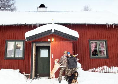 multi-activités hiver Jour 1